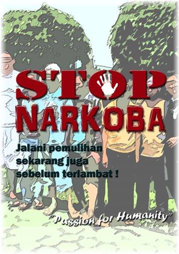 narkoba poster ysm bandung by kunik 2
