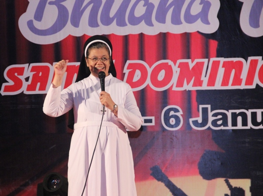 Suster Anna Marie OP
