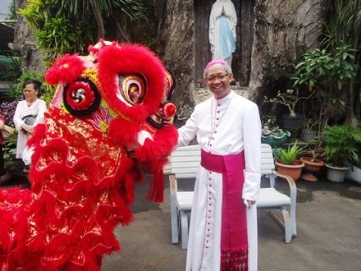 imlek-uskup Bogor