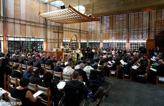 Kebaktian ekumene