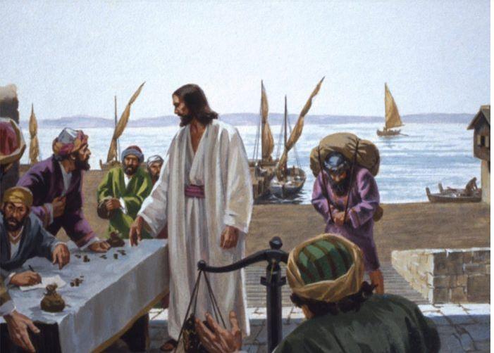 """Mrk 2:13-17 """"Aku datang bukan untuk memanggil orang benar, melainkan orang berdosa."""""""