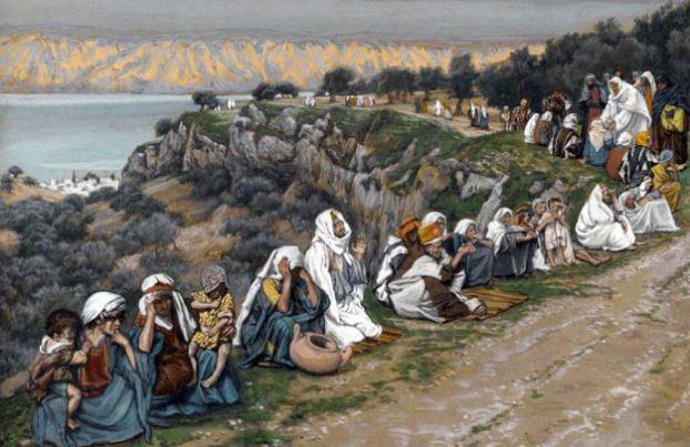 Mrk 6:53-56 Yesus menyembuhkan orang-orang sakit di Genesaret