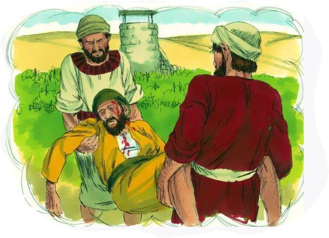 """Matius 21:33-43.45-46 """"Ia adalah ahli waris, mari kita bunuh dia."""""""