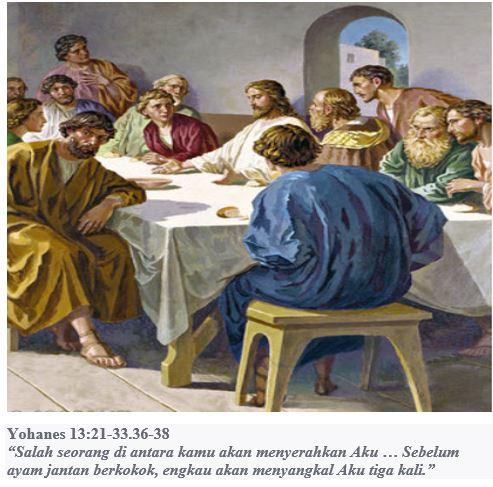 16.Tuhan, bantulah aku untuk menghayati semangat universalitas Injil-Mu. Amin.