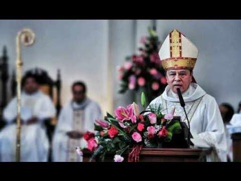 Kamis, 18 April 2019 Misa Krisma di Katedral