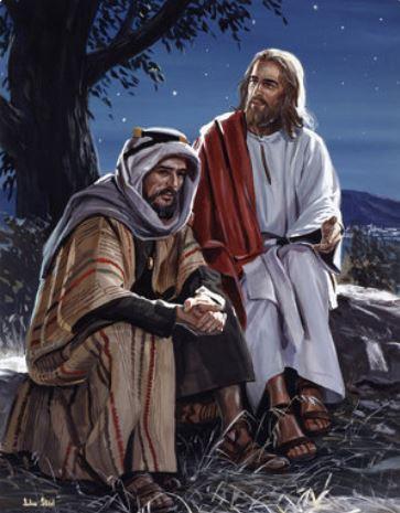 """Yohanes 3:16-21 """"Allah mengutus Anak-Nya untuk menyelamatkan dunia."""""""