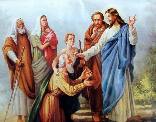 Luk 18:35-43 Apa yang kau inginkan Kuperbuat bagimu? Tuhan, semoga aku melihat.