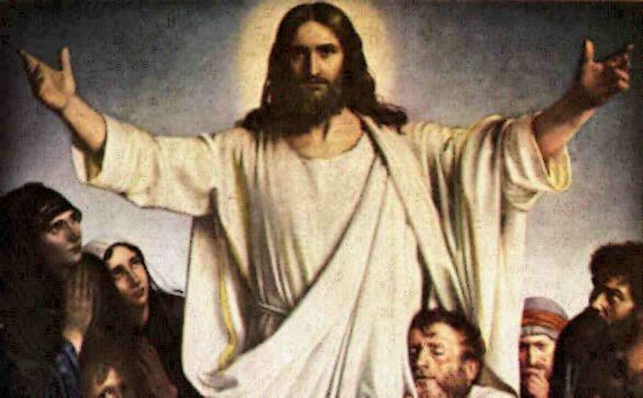 Mat 11:28-30 Datanglah kepada-Ku, kalian yang letih lesu.