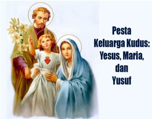Mat 2:13-15.19-23 Ambillah Anak itu serta ibu-Nya, dan larilah ke Mesir.