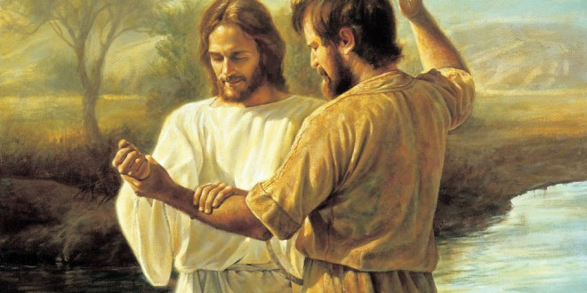 Yoh 1:19-28 Sesudah aku akan datang Dia yang sudah ada sebelum aku.
