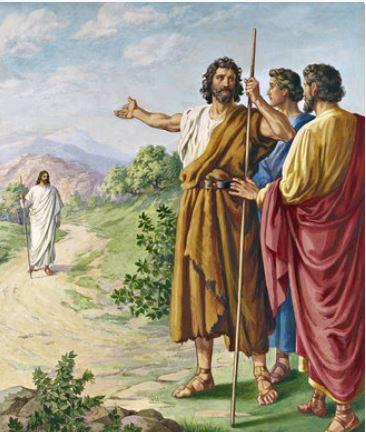 Yoh 1:35-42 Kami telah menemukan Mesias!