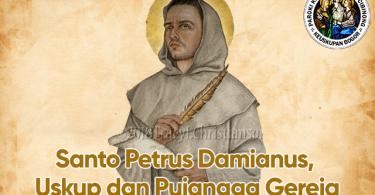 Santo-Petrus-Damianus-Uskup-dan-Pujangga-Gereja