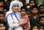 Ibu Teresa Ibunya orang miskin