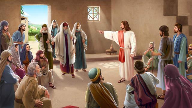 Yesus Mengajar Dengan Penuh Kuasa