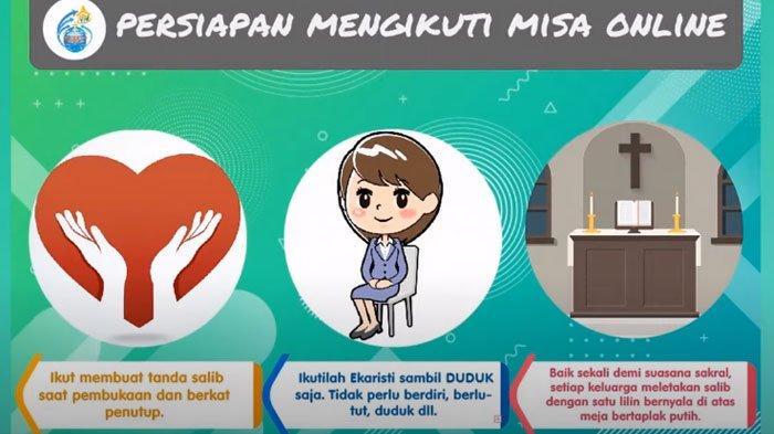 Jadwal Misa Online