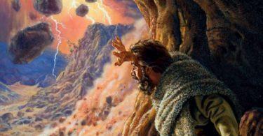 Berdirilah di atas gunung itu di hadapan Tuhan.