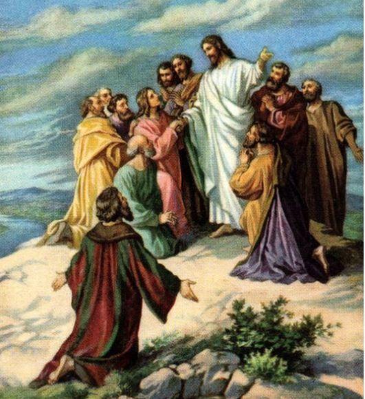 Luk 6:12-19 Semalam-malaman Yesus berdoa. Lalu Ia memilih dua belas orang, yang disebut-Nya rasul.